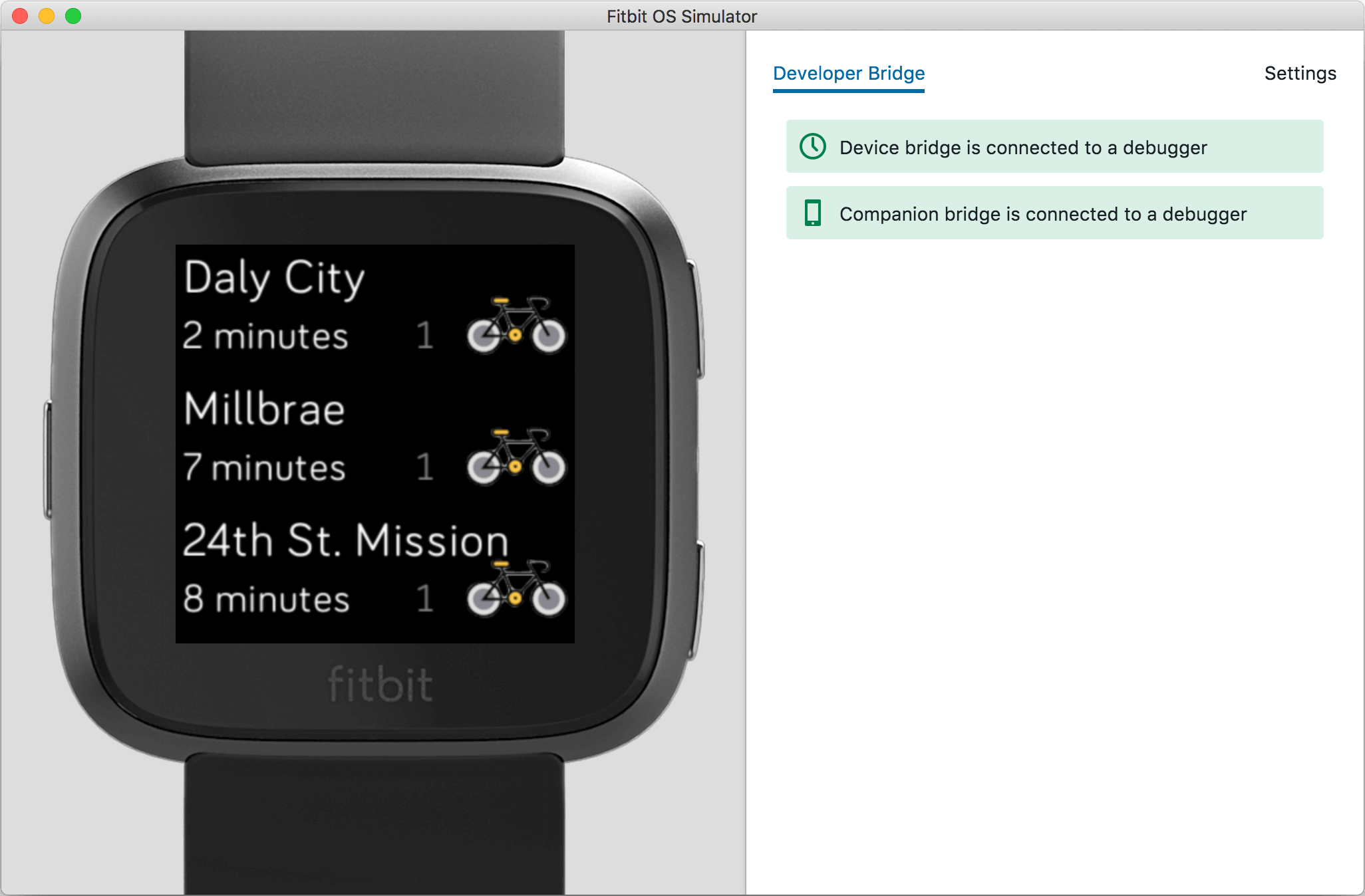 Announcing Fitbit OS 2 0 and Our Brand New Simulator!